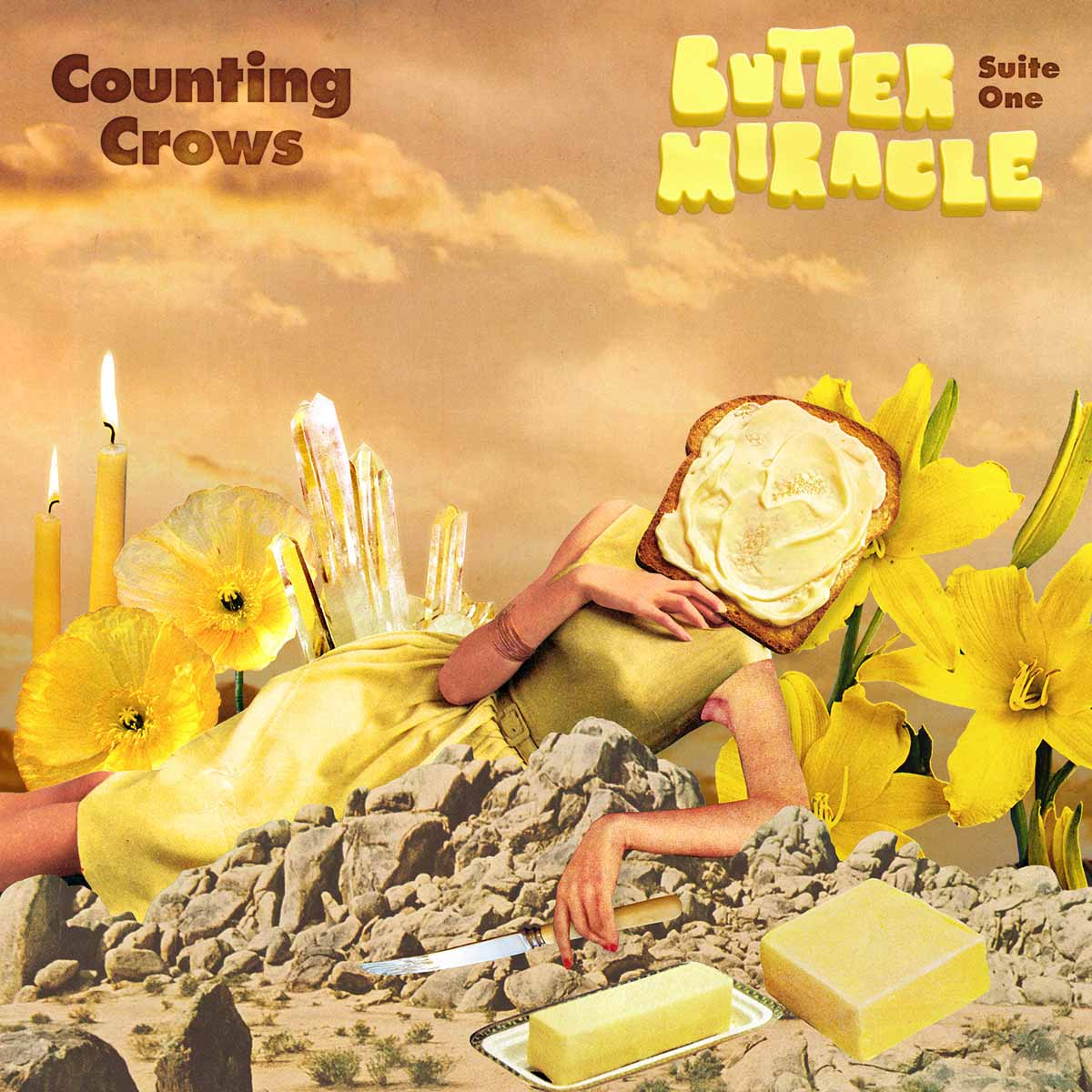 Counting Crows Butter Miracle Suite One