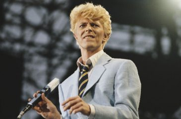 David Bowie Serious Moonlight Tour