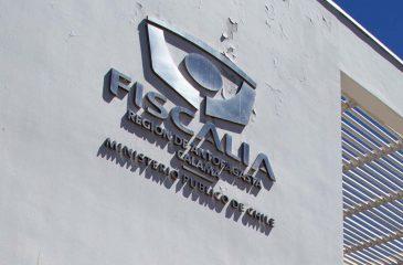 CALAMA: Fiscalía Local De La Región De Antofagasta
