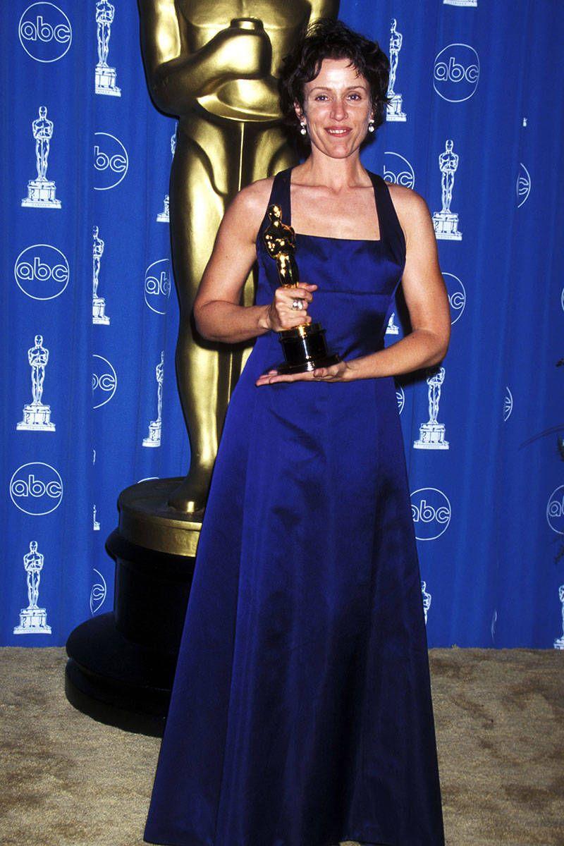 Frances McDormand, Oscars 1996
