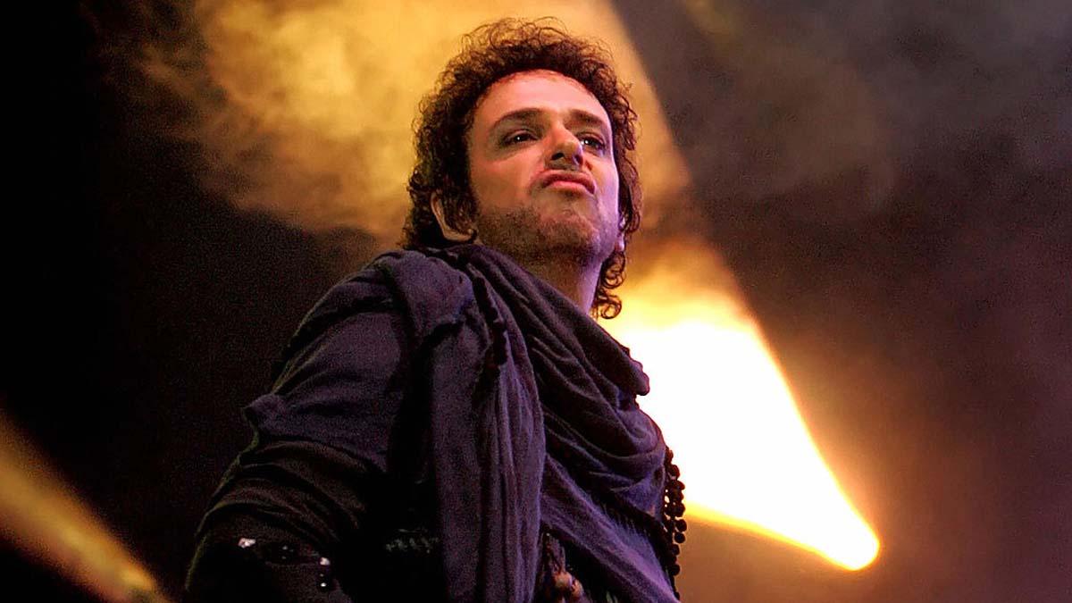 Gustavo Cerati Of Argentina's Rock Band