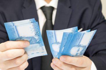 Impuesto A Súper Ricos Dinero Billetes Pesos