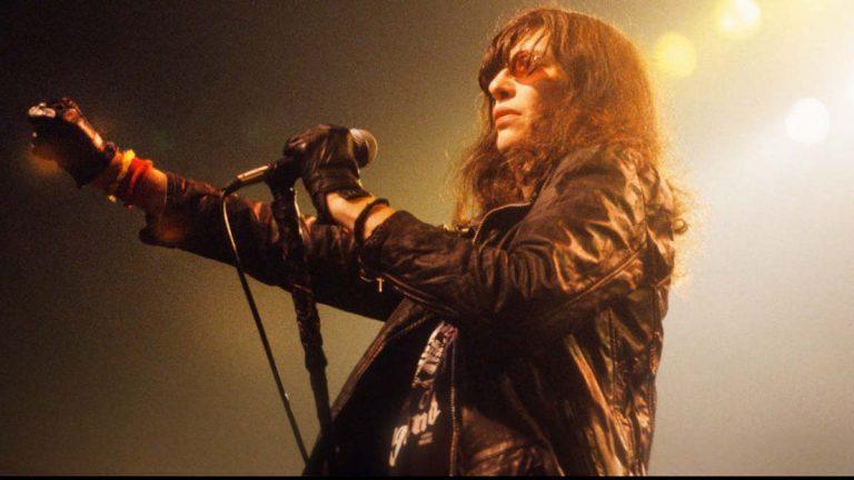 The Ramones Joey Ramone