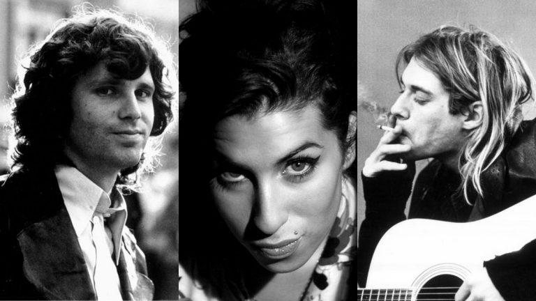 Kobain, Hendrix Y Más Inteligencia Artificial Crea Canciones De Músicos Del Club De Los 27