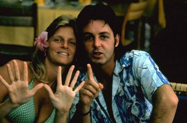 Linda McCartney Paul McCartney