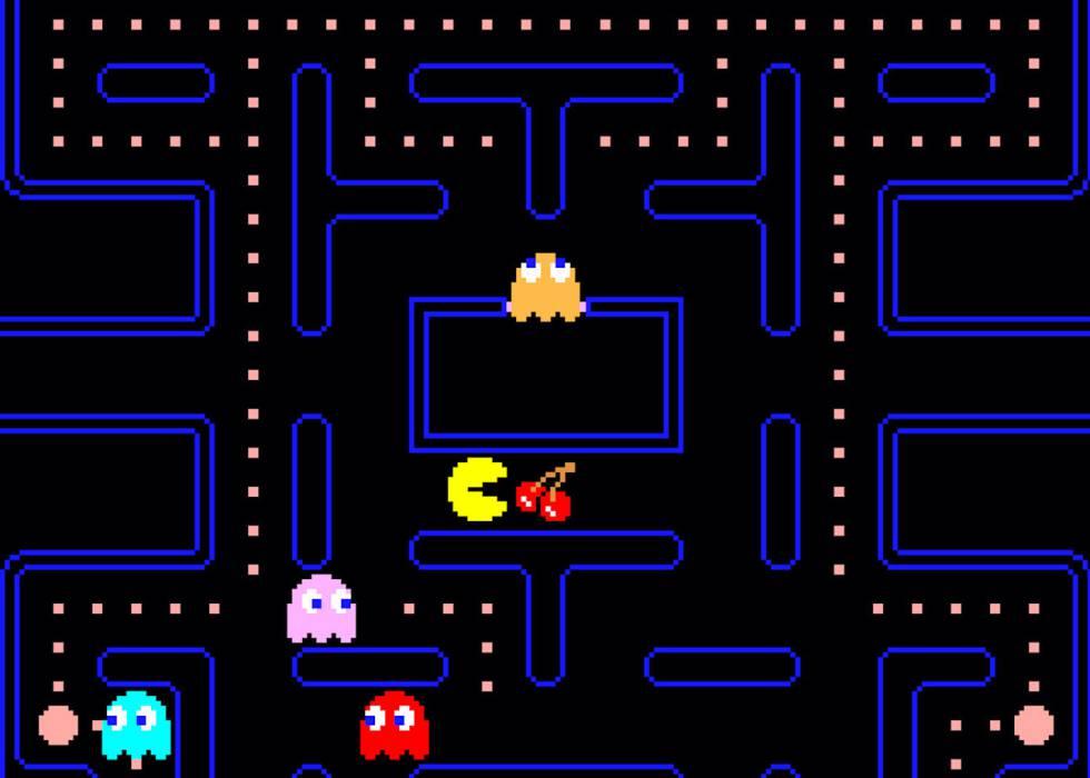 Pac Man 80`s
