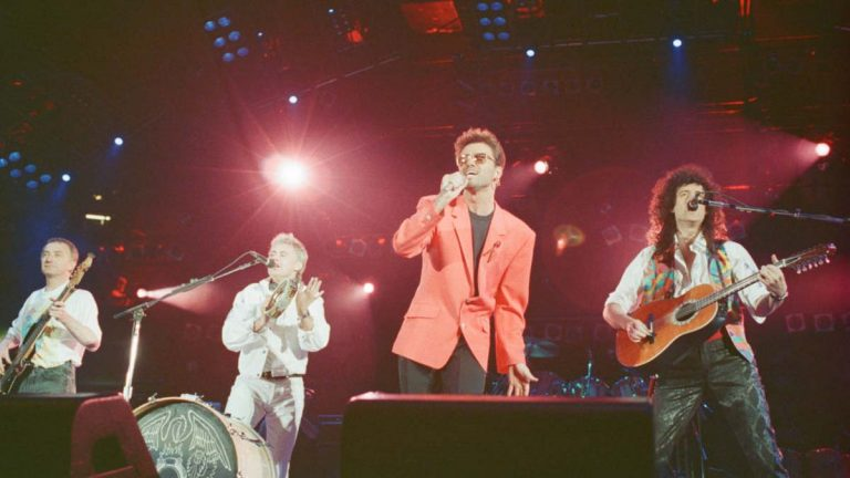 The Freddie Mercury Tributo Queen