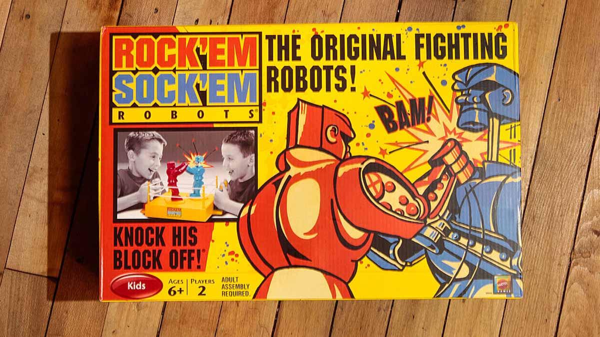 Rock 'Em Sock 'Em