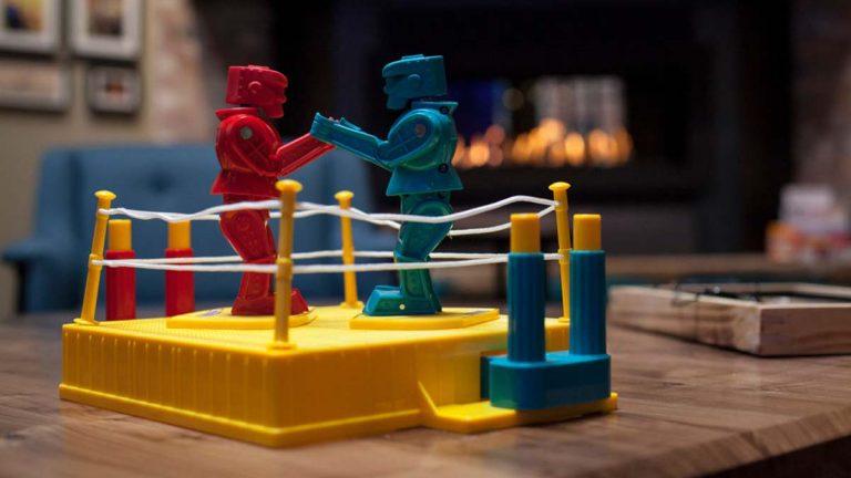 Vin Diesel Rock 'Em Sock 'Em Robots