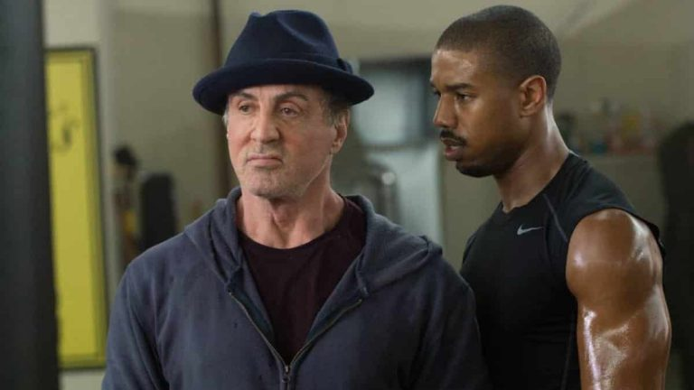 Sylvester Stallone Rocky Creed