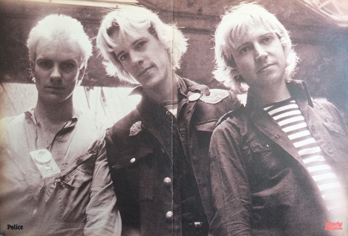 The Police, 1978