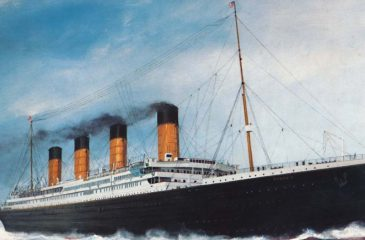 The Rms Titanic Creator: Unknown