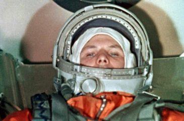 Yuri Gagarin Espacio