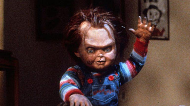 Chucky Trailer Serie