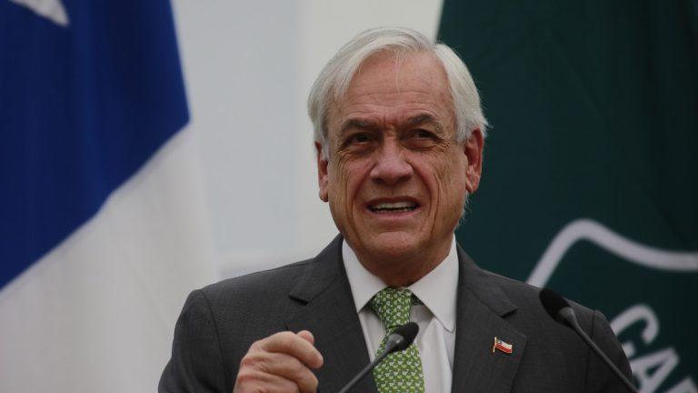 Piñera Corte Internacional