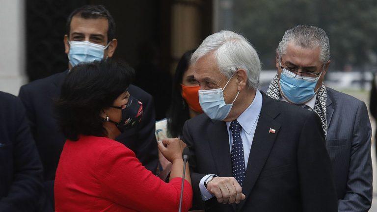 Piñera Reunión