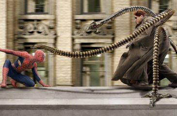 Spiderman Alfred Molina