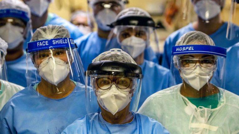 Avanza Proyecto De Descanso Compensatorio Para Trabajadores De La Salud