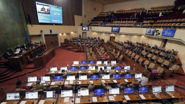 Sesion De La Camara De Diputados Discute Voto Obligatorio