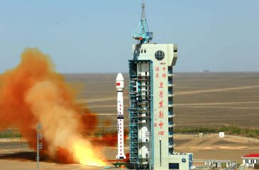 Long March 5b cohete chino