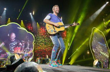 Coldplay Performs At SDCCU Stadium