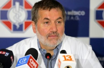 Dr. Patricio Meza, colmed