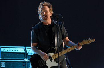 Eddie Vedder En Vax Live