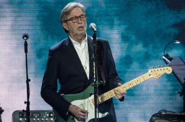 Eric Clapton Y Vacuna Covid 19