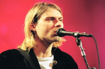 Kurt Cobain Mechones