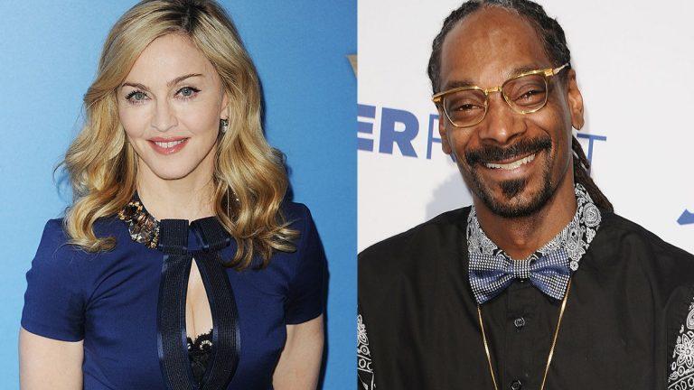 Madonna Y Snoop Dogg