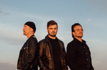 Martin Garrix Bono The Edge