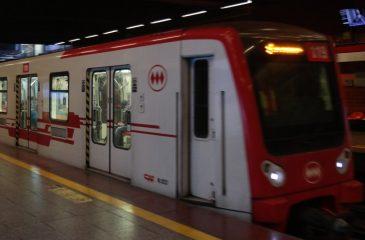 Metro De Santiago Horario