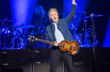 Paul McCartney Estampillas