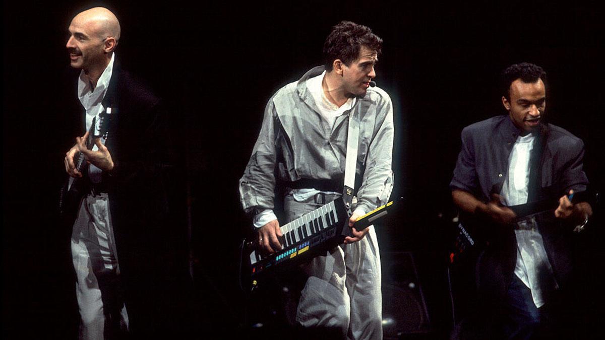 Peter Gabriel At The Rosemont Horizon