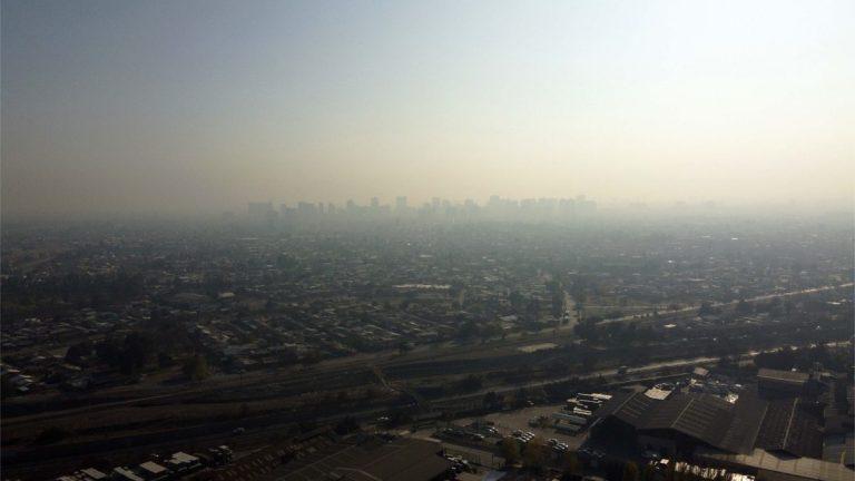 Alerta Ambiental Región Metropolitana