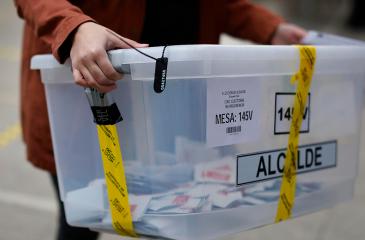 Primer Jornada Elecciones