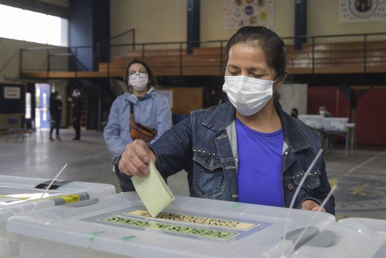 """VI""""A DEL MAR: Votacion Por Pueblos Indigenas"""