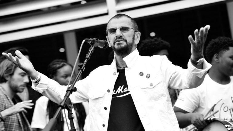 Ringo Starr canción favorita