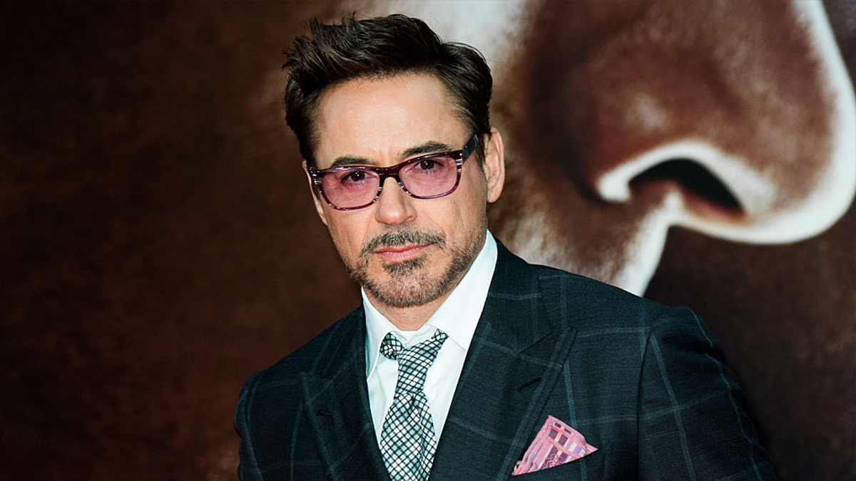 Robert Downey Amigo De Jimmy Rich