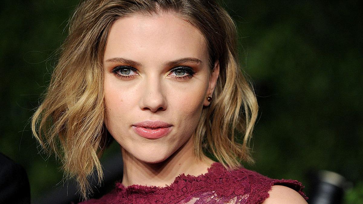 Scarlett Johansson Contr La HFPA