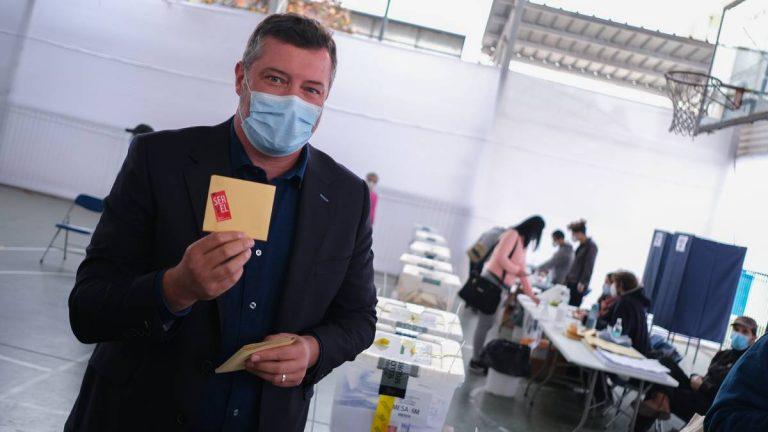 Sebastián Sichel Elecciones