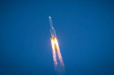 Sonda China En Marte Tianwen 1