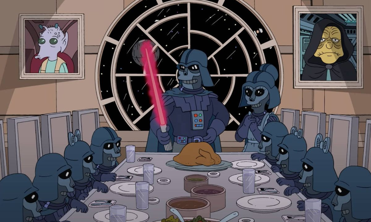 Star Wars Los Simpson 3