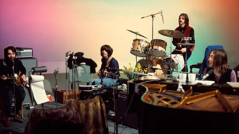 The Beatles Let It Be 3