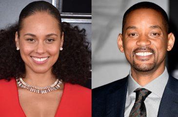 Will Smith Y Alicia Keys