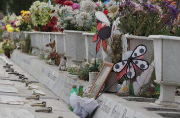 Cementerio Dia De La Madre