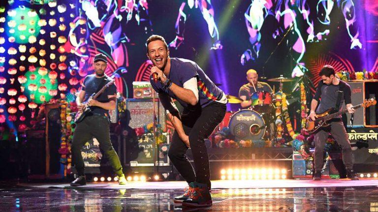 Coldplay Brit