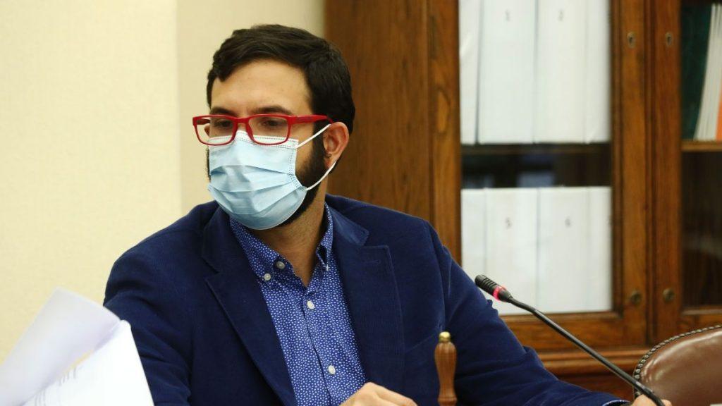 Diputado Miguel Crispi