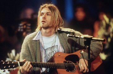 Kurt Cobain Fbi