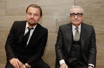 Martin Scorsese Leonardo Di Caprio